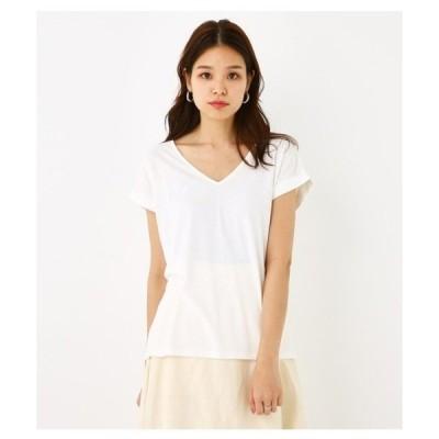 tシャツ Tシャツ ファンクションVネックTシャツ