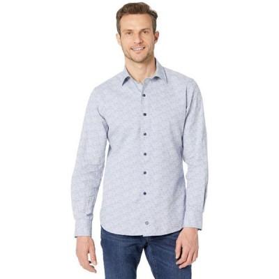 デイビッドドナヒュー メンズ シャツ トップス Fusion Shirt