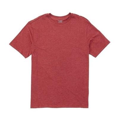 ラウンドトゥリーアンドヨーク メンズ シャツ トップス Soft Washed Short-Sleeve Solid Crew Neck Tee