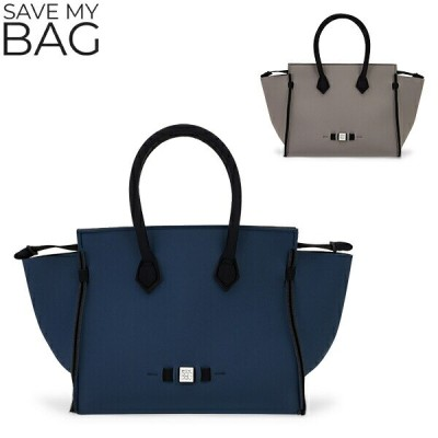 セーブマイバッグ Save my Bag アマンダ Amanda ハンドバッグ トートバッグ 2170N Standard Lycra レディース 軽量 鞄 ママバッグ