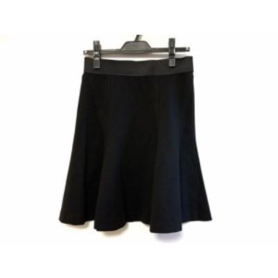 ヴィヴィアンタム VIVIENNE TAM スカート サイズ0 XS レディース 黒【中古】20201021