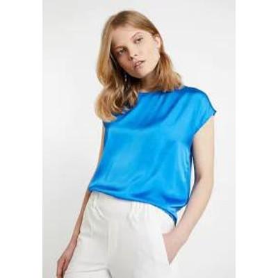 More & More レディースシャツ More & More Blouse - nautic blue nautic blue