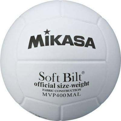 ◆◆ <ミカサ> MIKASA バレーボール MVP400MALP (ホワイト)