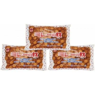 ミレービスケット(ミレーの枕) 800g×3袋  【野村煎豆加工店 高知 お菓子 駄菓子 ファミリーサイズ】