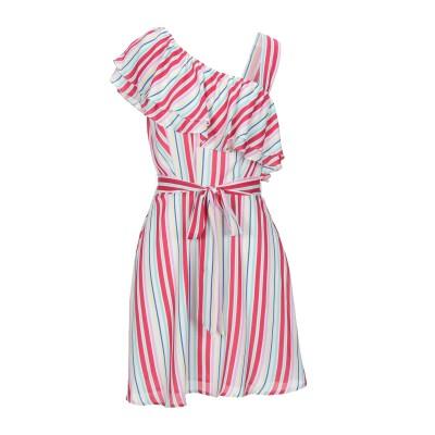 ペペ ジーンズ PEPE JEANS ミニワンピース&ドレス モーブ XL ポリエステル 100% ミニワンピース&ドレス