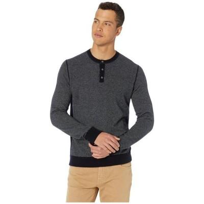 ヴィンス メンズ ニット・セーター アウター Birdseye Henley Light Sweater