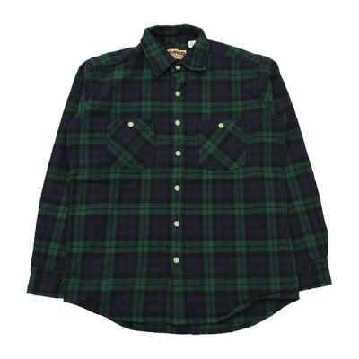 CAMCO[カムコ] FLANNEL SHIRT/フランネルチェックシャツ