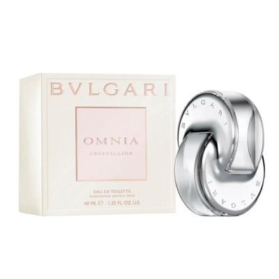 ブルガリ オムニア クリスタリン EDT SP 40ml BVLGARI レディース 香水 フレグランス