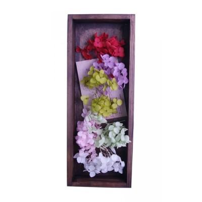 プリザーブドフラワー 花材 アジサイ 小分け 6色 セットC 福袋