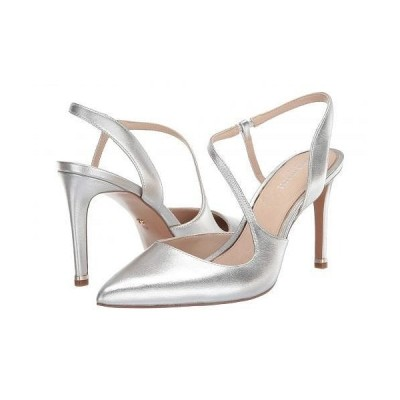 Kenneth Cole New York ケネスコールニューヨーク レディース 女性用 シューズ 靴 ヒール Riley 85 Asymmetric - Platinum