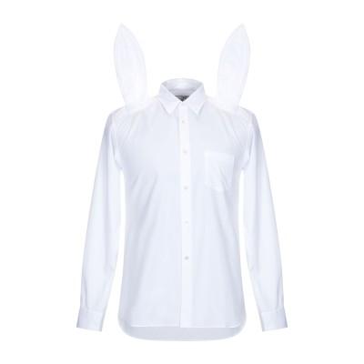 COMME des GARÇONS SHIRT シャツ ホワイト XS コットン 100% シャツ