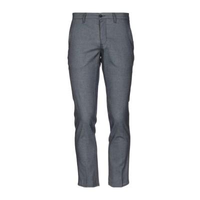 クルーナ CRUNA パンツ ブルー 48 コットン 98% / ポリウレタン 2% パンツ