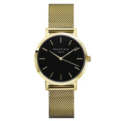 腕時計 《ROSEFIELD/ローズフィールド》 The Tribeca  TBG-T60 MESH-Y・GOLD