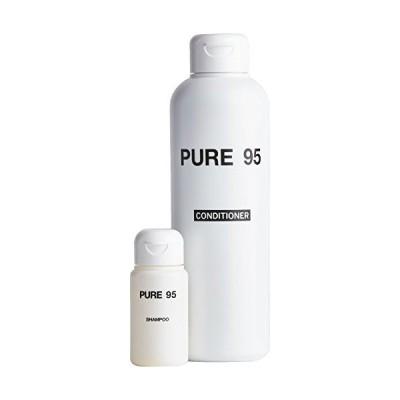 パーミングジャパン PURE95 おまけ付きセット コンディショナー 300ml + おまけ ピュア(PURE)95 シャンプー 25ml