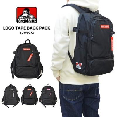 BEN DAVIS ベンデイビス LOGO TAPE BACKPACK リュック デイパック 鞄 バックパック bendavis BDW-9272