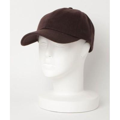 GGD / newhattan ウールCAP MEN 帽子 > キャップ