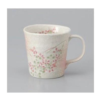 マグカップ 萩 ピンク(小) ラッピング無料 のし無料