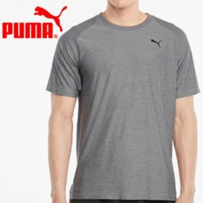 【メール便送料無料】プーマ MENS STUDIO ショートスリーブTシャツ 521338-03 メンズ