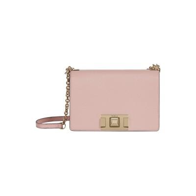 フルラ FURLA メッセンジャーバッグ ライトピンク 革 100% メッセンジャーバッグ
