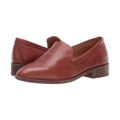 Madewell レディース 女性用 シューズ 靴 ローファー ボートシューズ Frances Loafer - Burnished Mahogany