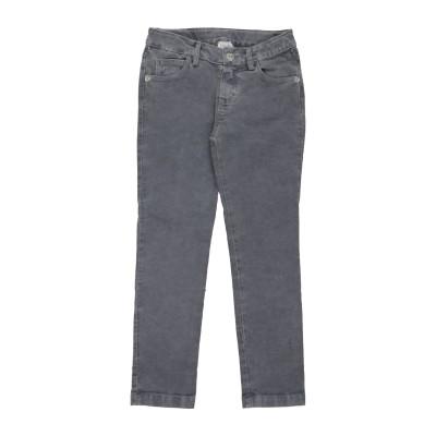 KID'S COMPANY パンツ 鉛色 4 コットン 100% パンツ