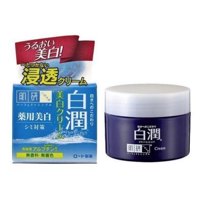《ロート製薬》 肌ラボ 白潤薬用美白クリーム 50g 【医薬部外品】
