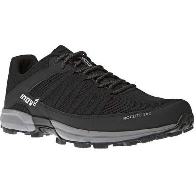 イノヴェイト Inov8 メンズ ランニング・ウォーキング シューズ・靴 Inov 8 Roclite 280 Shoe Black/Grey