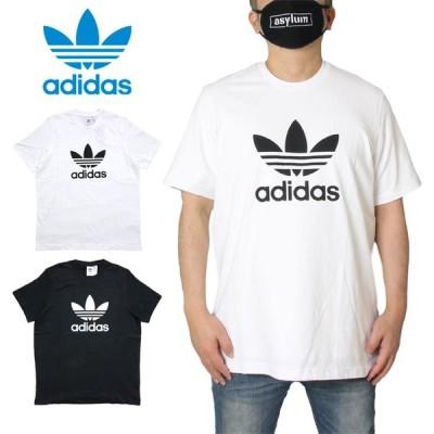 アディダス ADIDAS Tシャツ 半袖 メンズ レディース ブランド プリント TREFOIL T-SHIRT CW0709 CW0710