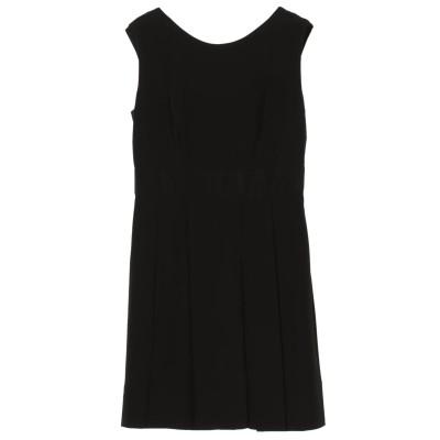 バックリボンプリーツドレス