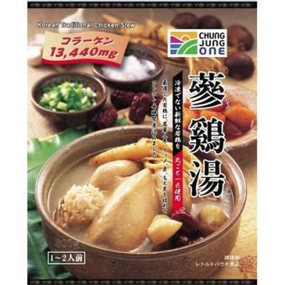 参鶏湯(サムゲタン) (800g)