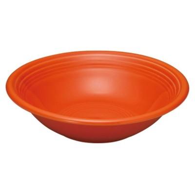 洋陶オープン 洋食器 / オービット マンダリンオレンジ20cmスープボール 寸法: 20 x 5.3cm