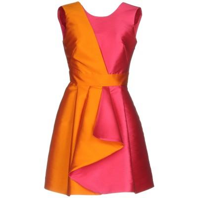 マルコ ボローニャ MARCO BOLOGNA ミニワンピース&ドレス フューシャ 42 ポリエステル 100% ミニワンピース&ドレス