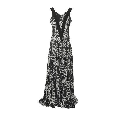 MARC ELLIS ロングワンピース&ドレス ブラック M ポリエステル 100% ロングワンピース&ドレス