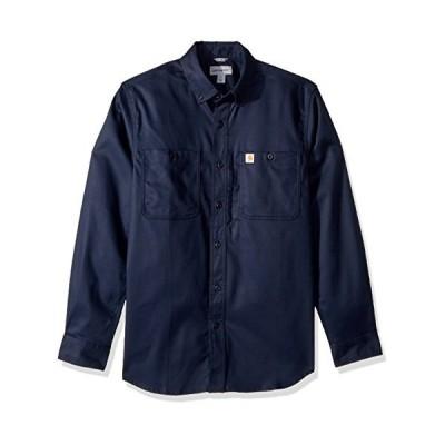 Carhartt メンズ Rugged Professional 長袖ワークシャツ US サイズ: Medium カラー: ブルー