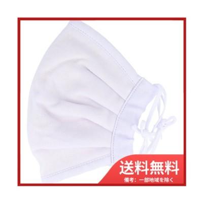 【メール便送料無料】ふわふわマスク 今治産タオル 超敏感肌用 パープル ゆったり大きめサイズ 1枚入