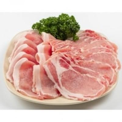 南部高原豚 厚切り生姜焼き用ロース 約1kg