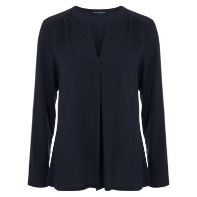 フレンチコネクション シャツ レディース トップス French Connection Classic Polly Plains Shirt