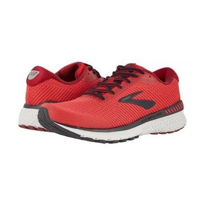 Brooks ブルックス メンズ 男性用 シューズ 靴 スニーカー 運動靴 Adrenaline GTS 20 - Red/Black/Grey