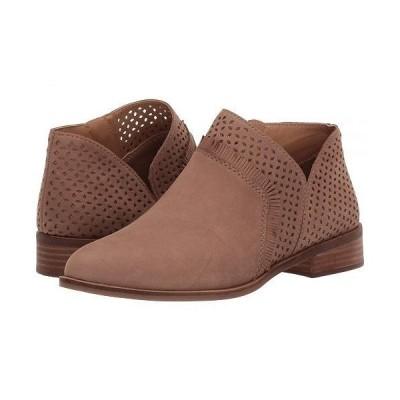 Lucky Brand ラッキーブランド レディース 女性用 シューズ 靴 ブーツ アンクルブーツ ショート Pakpao - Sesame
