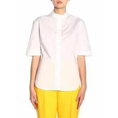 Calvin Klein レディースブラウス Calvin Klein Shirt Shirt Women Calvin Klein white