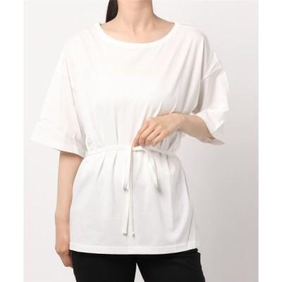 tシャツ Tシャツ 2wayバックニュアンスカットソー