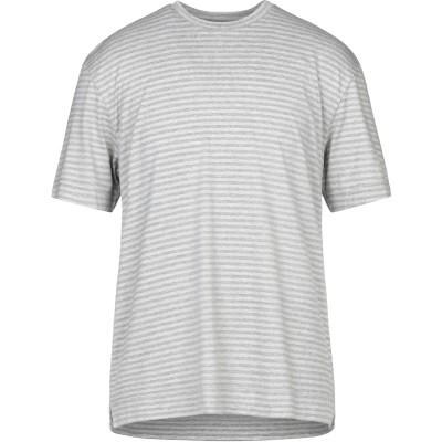 OBVIOUS BASIC T シャツ グレー XXL レーヨン 95% / ポリウレタン 5% T シャツ