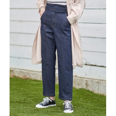 Feroux / 【洗える】カラーレディデニム パンツ WOMEN パンツ > デニムパンツ