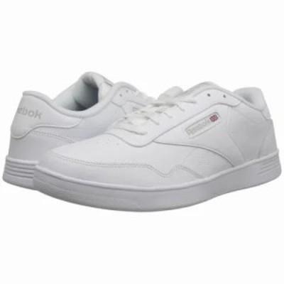 リーボック スニーカー Club Memt White/Steel
