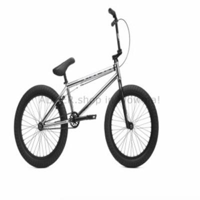"""BMX 2019 KINK BIKES GAP 20.5 CHROME BMX BIKE 20.5 """"S& Mフィット"""