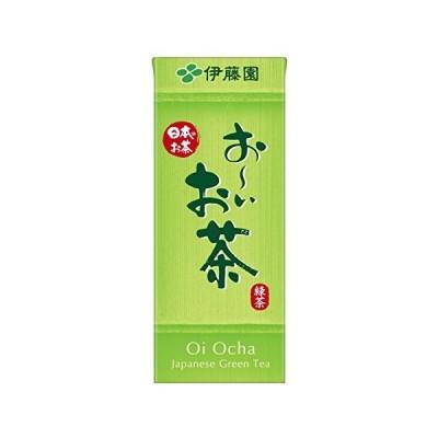 伊藤園 おーいお茶 緑茶 紙パック 250ml×24本