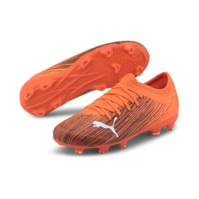 《特価》ジュニア PUMA プーマ 106098 01 ウルトラ 3.1 FG/AG JR[CHASING ADRENALIN PACK] サッカースパイク サッカー用 レアルスポーツ