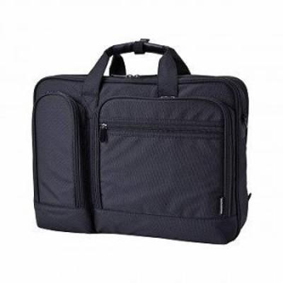 CAPTAIN STAG パルトナー ビジネスバッグ(M) ブラック 1260 【送料無料】(ビジネスバッグ,ブリーフケース,リクルートバッグ,カバン,かば
