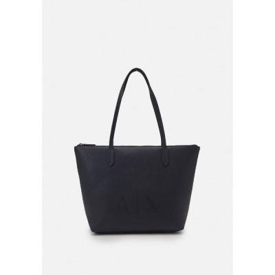 アルマーニエクスチェンジ トートバッグ レディース バッグ WOMANS - Tote bag - blueberry jelly