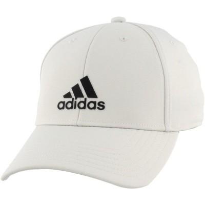 アディダス 帽子 アクセサリー メンズ adidas Men's Decision II Cap OrbitGrey